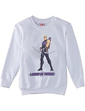 Marvel Jungen Sweatshirt Avengers Assemble Hawkeye Locked On Target