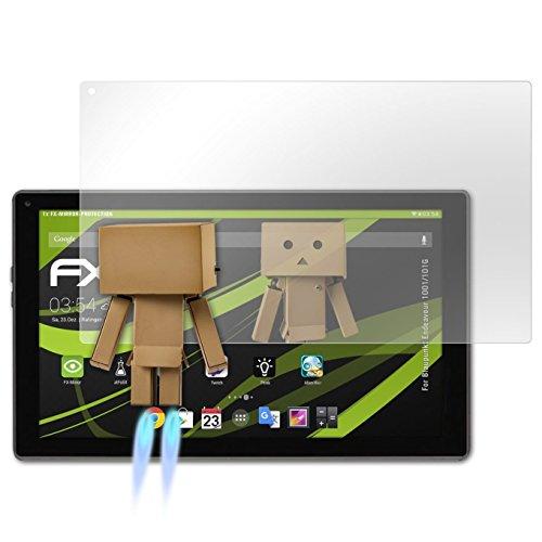 atFolix Bildschirmfolie für Blaupunkt Endeavour 1001/101G Spiegelfolie, Spiegeleffekt FX Schutzfolie