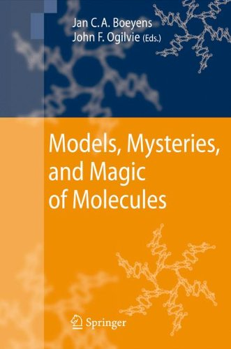 Models, Mysteries, and Magic of Molecules (Hardcover)