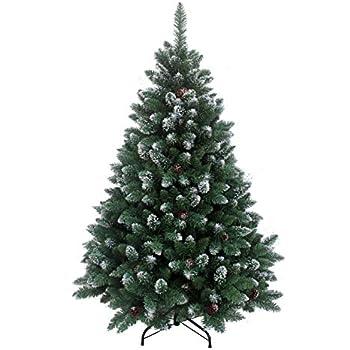 yorbay weihnachtsbaum tannenbaum mit st nder. Black Bedroom Furniture Sets. Home Design Ideas