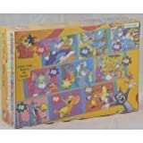 Tom and Jerry 9 In 1 Jigsaw Puzzle Set by Tom and Jerry