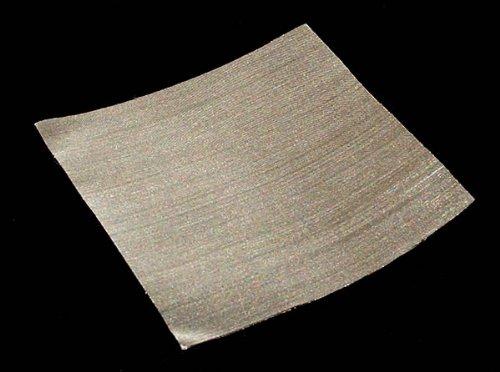 120mesh Edelstahl für Seide Bildschirm Drucken; Größe–30x 30cm von Großblütiger Stechapfel (120 Seide)