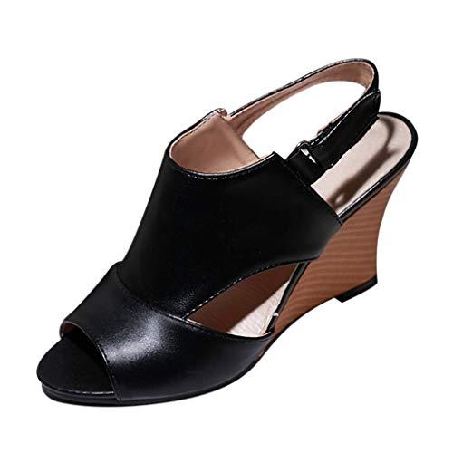 Sandalo donna lianmengmvp sandali donna con zeppa estive elegant scarpe donna estive eleganti scarpe donna tacco medio le donne flip flop cave zeppa tacco alto scarpe donna estate sandali