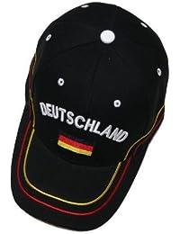 GERMANY SNAPBACK CAP - WM Fußball Deutschland caps