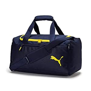 d1600dd4c9d Puma Unisex's Fundamentals Sports Bag S Peacoat, OSFA: Amazon.co.uk ...