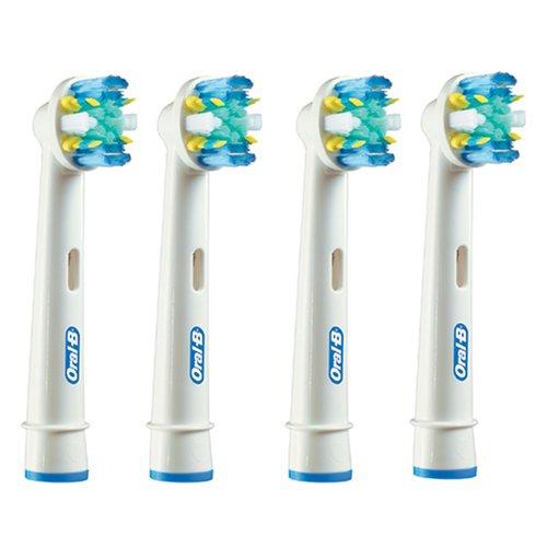 Braun Oral-B Aufsteckbürsten MicroPulse 4er (für alle rotierenden Zahnbürsten von Oral-B)