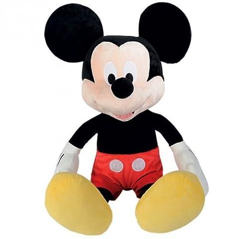 Micky Maus - Disney Plüsch Figur Softwool 35cm Mickey Mouse