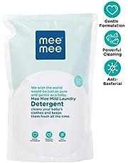 Mee Mee Mild Baby Liquid Laundry Detergent (1.2 L - Refill Pack)