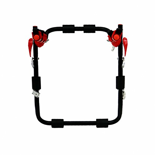 Oypla Universal 3 Bike Bicycle Hatchback Car Mount Rack Stand Carrier