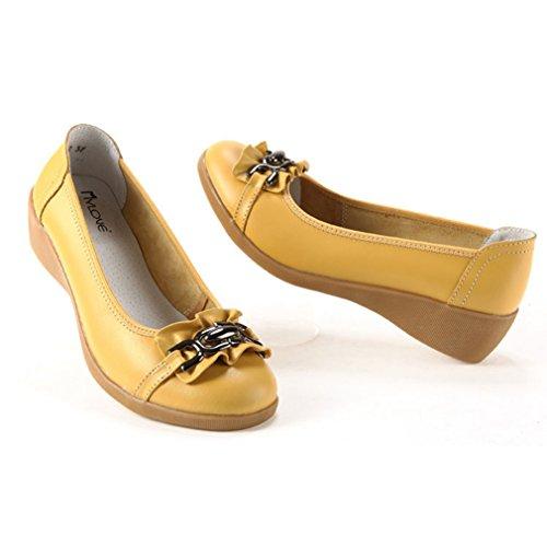 JRenok - Slippers Donna Gelb