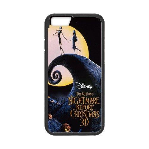 Étui de protection en TPU Étui Case Cover Pour iPhone 66S, The Nightmare Before Christmas Coque pour iPhone 6(4.7inch), Soft coque en silicone skin Housse Coque Shell de protection p