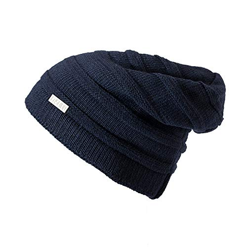 HCFKJ❄ Hut, Männer Frauen Warm Crochet Winter Plus -