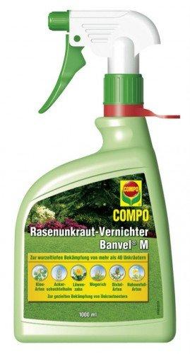 COMPO Rasenunkraut-Vernichter Banvel® M AF 1L