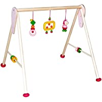 Hess Wooden Baby Activity Baby Gym Horse Toy