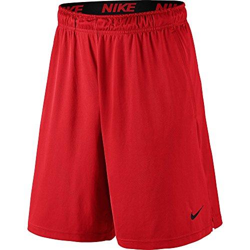 Nike Herren Fly 9 Trainigsshorts Trainingsshorts Rot