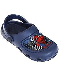 Spiderman Garçon Sandales 2016 Collection - bleu