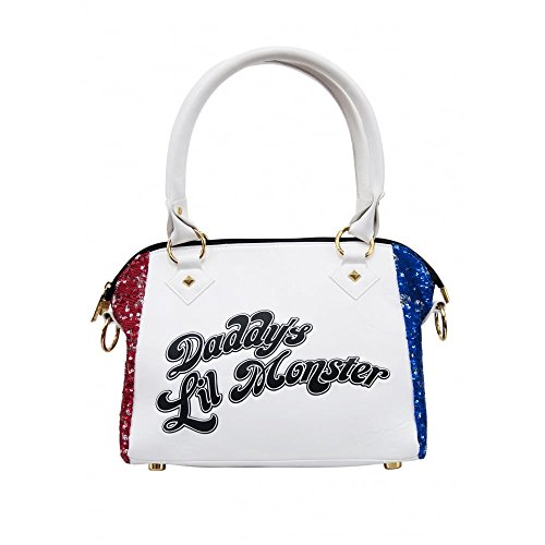Groovy UK Suicide Squad Handtasche Daddys Lil Monster