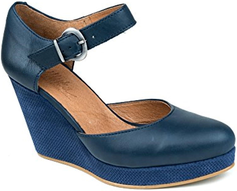 Donna   Uomo MINKA DESIGN DESIGN DESIGN Sabot Sandali Donna Grande svendita lussuoso Stiramento eccellente | Eccellente  Qualità  2c3164