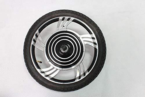 HYLH Bicicleta eléctrica 48V 750W 16 Pulgadas Rueda