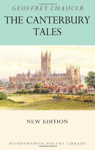 The Canterbury Tales (Wordsworth Poetry Library)