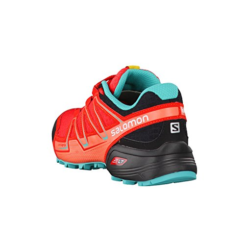 Salomon Speedcross Vario Women's Scarpe Da Trail Corsa - SS17 Poppy Red/Black/Ceramic