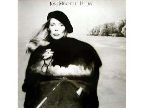 Hejira (1976) / Vinyl record [Vinyl-LP]