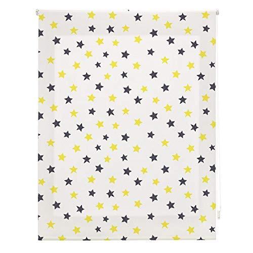 Sleepens Homeflex - Estor Digital Infantil Art Print, Estrellas, 120x250 cm