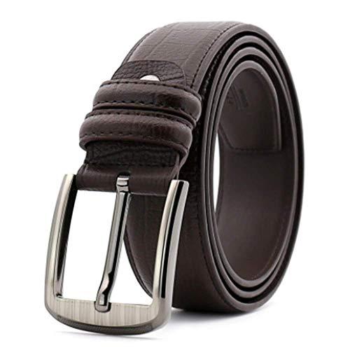 Fashion Men Genuine Leather Luxury Strap Male Belts Buckle Fancy Vintage - Fancy Concho