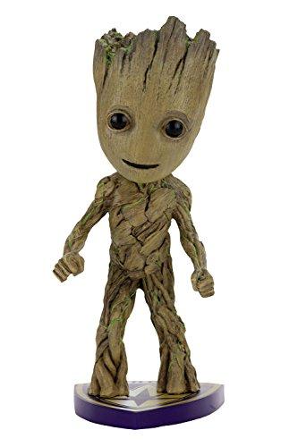 Groot head 18 cm. Guardians of the Galaxy. Head Knockers line. Marvel Comics. NECA