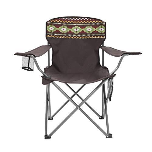 Littleredfox sedia pieghevole per esterni sedia da spiaggia leggera da pesca portatile mini sgabello semplice sedia da luna sketch director canvas oxford garden festival portatile