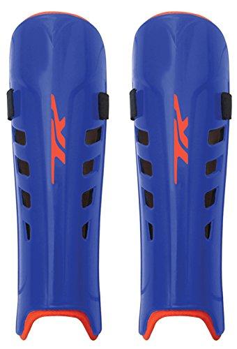TK Total Three ASX 3.5 Schienbeinschoner Unisex für Kinder Übergröße (blau)-S