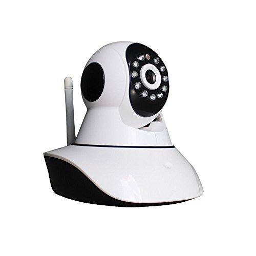 Wanscam HW0041 Wireless IP Kamera P2P HD 720P Pan/Tilt TF-Karte ONVIF - Wireless Ip-kamera Wanscam