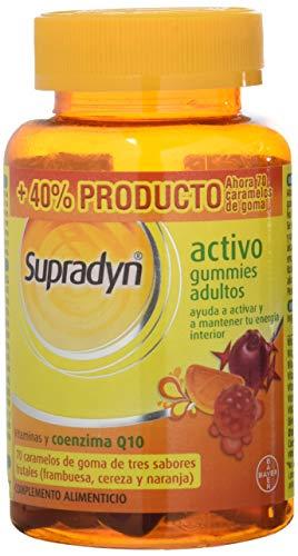 Bayer Healthcare Supradyn Aktive Erwachsene 50 Gummibärchen Süßigkeiten - Erwachsene Gummy Vitamine