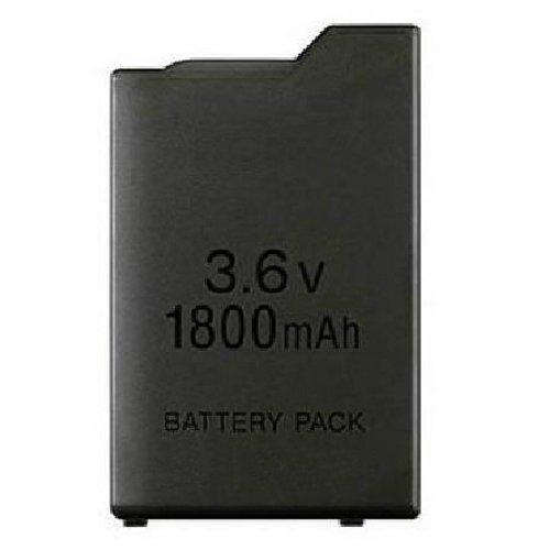 OSTENT 1800mAh 3.6V Batteria Ricaricabile Di Ricambio Compatibile per Sony PSP 1000 Console