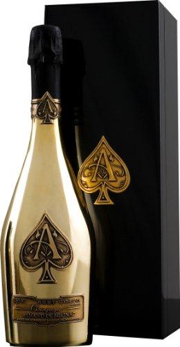 Armand de Brignac Champagner Brut Gold 12,5% 1,5l Magnum Flasche