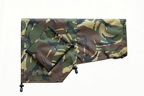 nschutz/Regenhülle für Canon 100-400 F5.6 MK I & MK II Wasserdicht & Transporttasche DPM Tarnung Nylon ()
