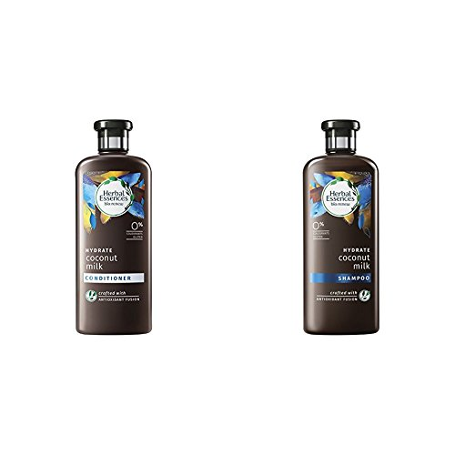 Herbal Essences Coconut Milk Hydrate Set: Shampoo 400 ml + Conditioner, 400 ml