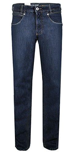 JOKER Jeans FREDDY 2442/250 navy blue soft bleach STRETCH FW 2015/16 (Fw-hose)