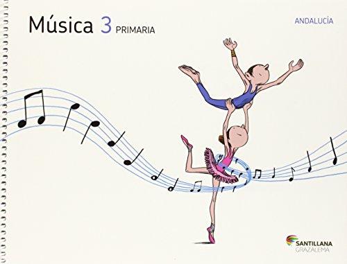MUSICA + CD AUDICIONES 3 PRIMARIA