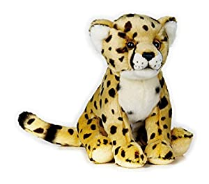 National Geographic- Gepard Peluche, Color Amarillo-marrón (9770751)