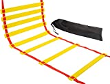 Best Agility Ladders - Natuce Agility Ladder, 6m Speed Training Ladder,Speed Training Review
