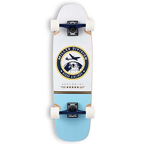"""Miller Division JFK surfskate, 31"""""""