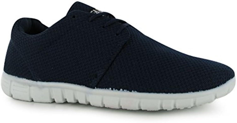 Original für Schuhe  Stoff  Herren  Trainer  Marineblau  Sport Laufschuhe Turnschuhe