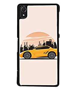 PrintVisa Designer Back Case Cover for Sony Xperia Z3 :: Sony Xperia Z3 Dual D6603 :: Sony Xperia Z3 D6633 (Love Lovely Attitude Men Man Manly)
