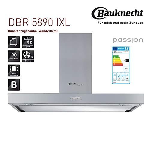 Bauknecht DBR 5890 IXL Dunstabzugshaube 90 cm
