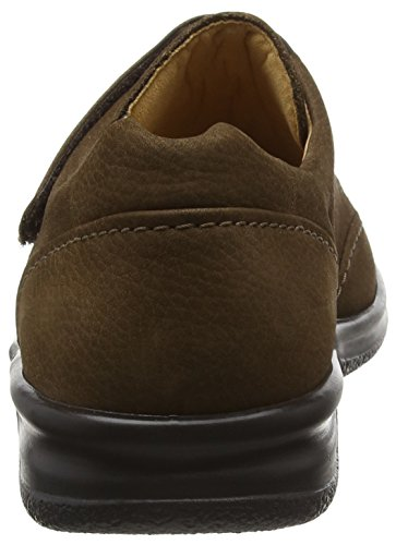Ganter Herren Sensitiv Kurt-k Slipper Braun (mocca 2900)