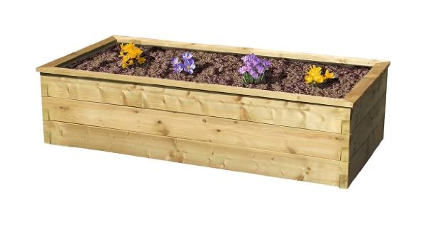 Zest4leisure Beetkasten Holz Amazon De Garten