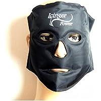 Maschera facciale caldo freddo per migliorare il proprio aspetto - Confortevole rivestimento in nylon antiperdita - Neri Punti Perfetti