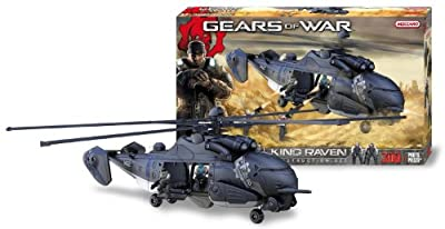 Meccano Gears of War C.O.G King Raven