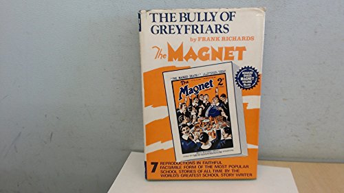 The bully of Greyfriars